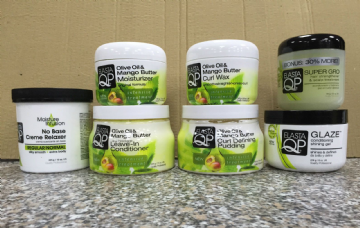 ELASTA OLIVE OIL AND MANGO BUTTER HAIR PRODUCTS